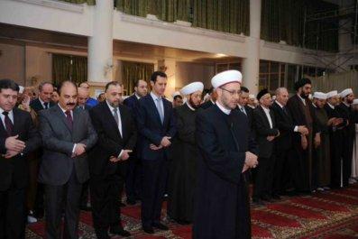 Assad Syria Middle East