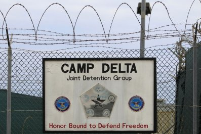 Camp Delta Guantanamo Bay