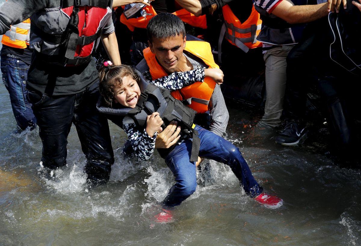 Winter Refugee Crisis