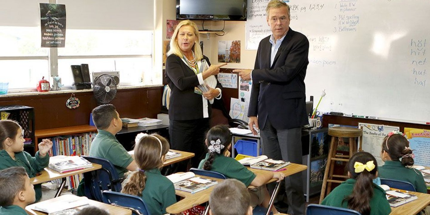How the GOP Turned on Common Core