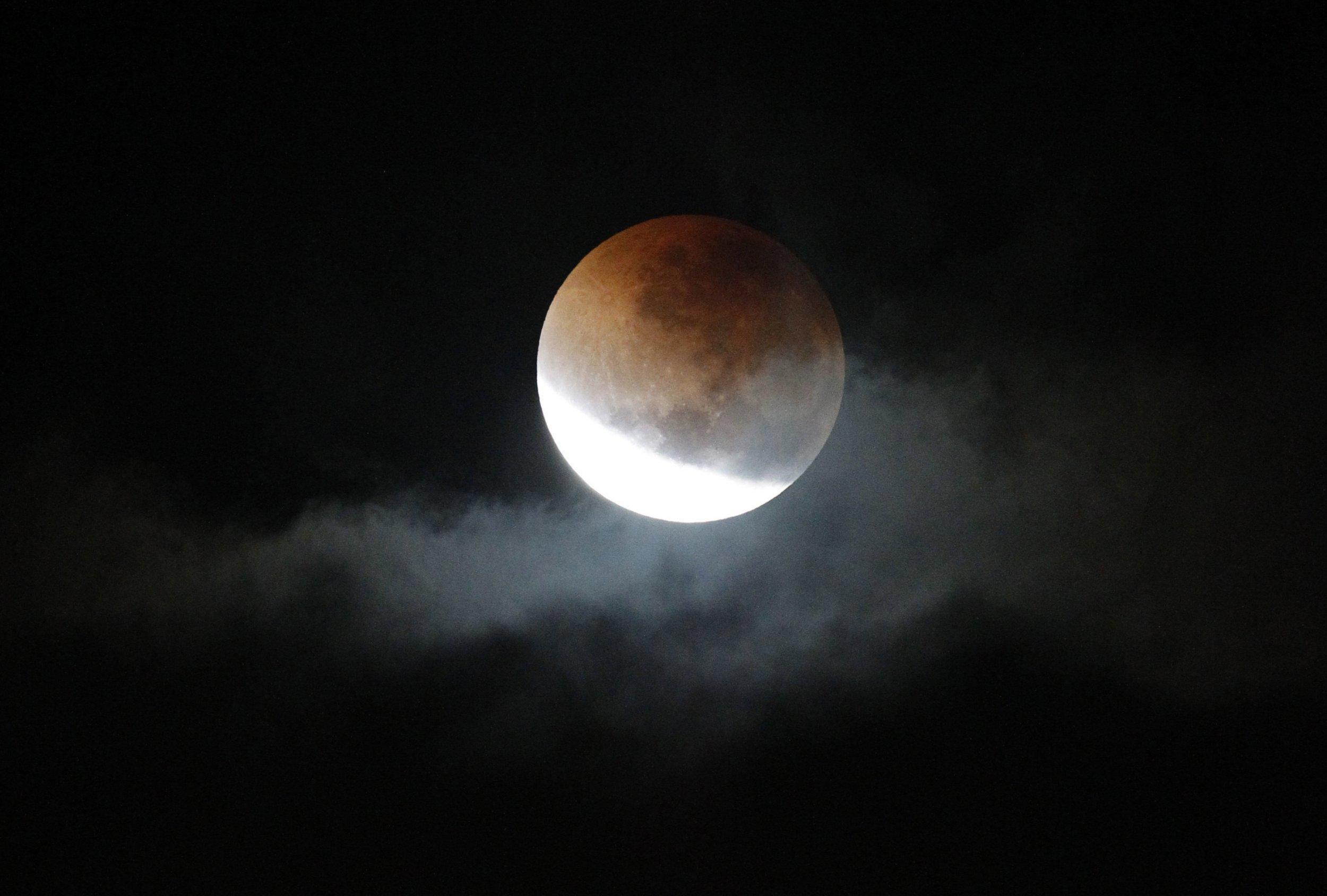 9-25-15 Lunar eclipse