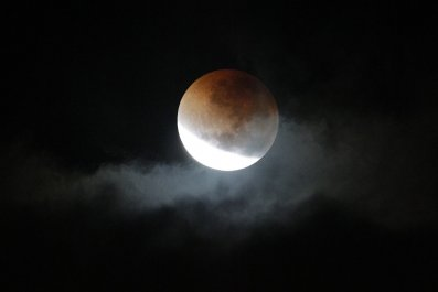9-25-15 Lunar eclipse