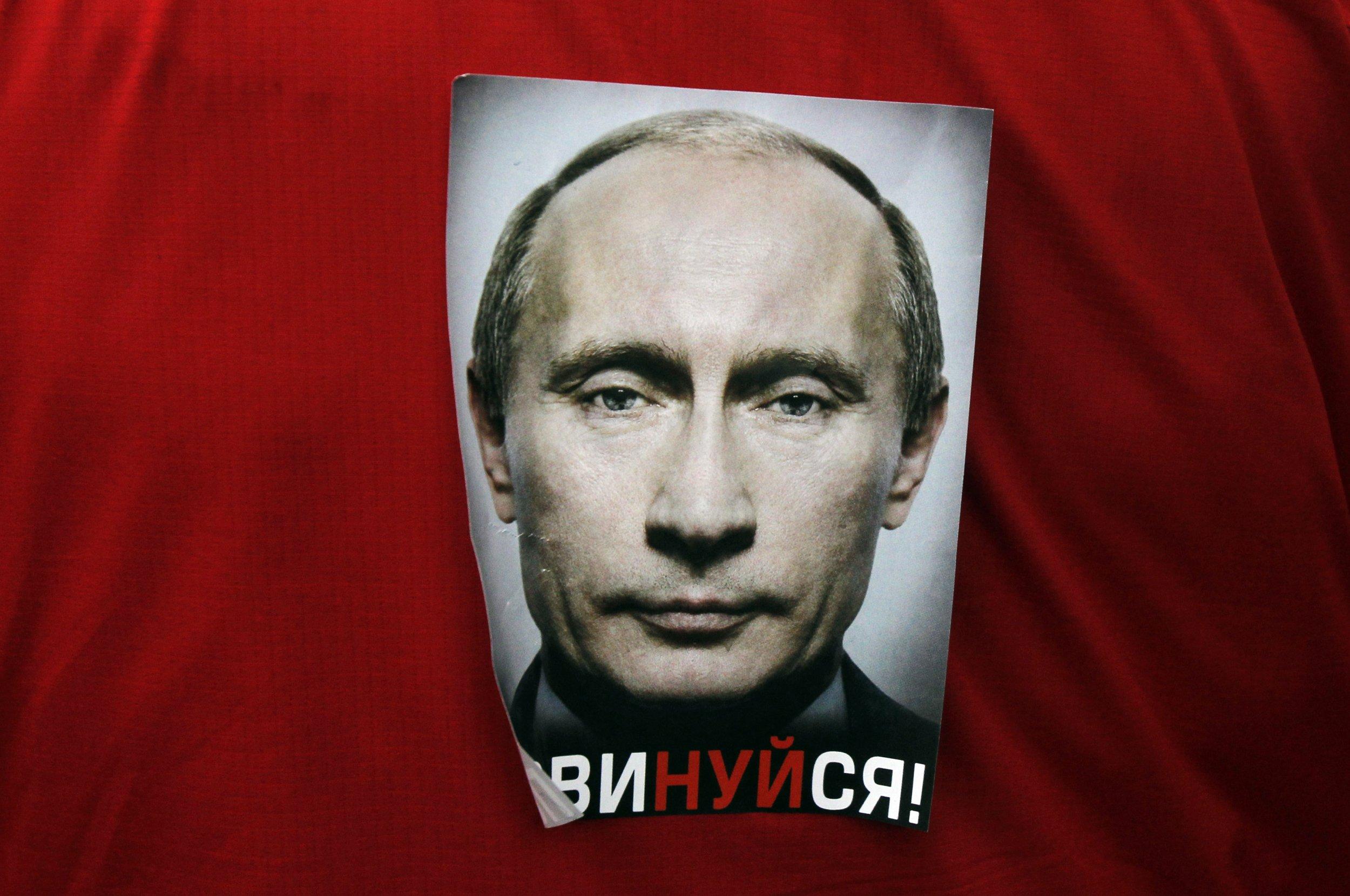Un Charter Enemy States Putin Protest
