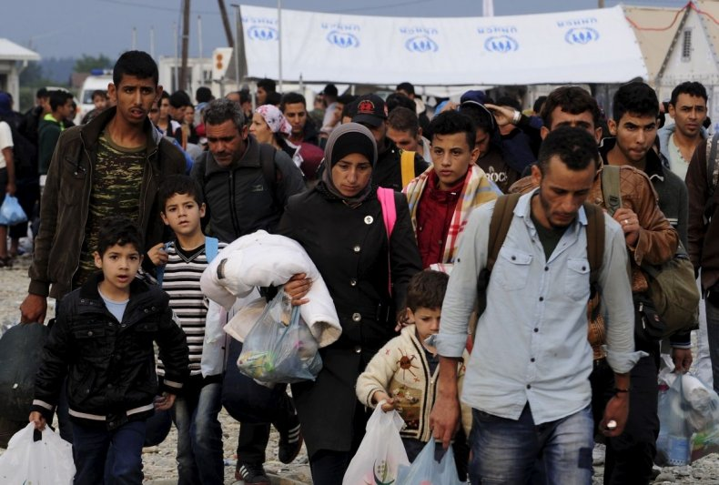 EU Refugee Crisis