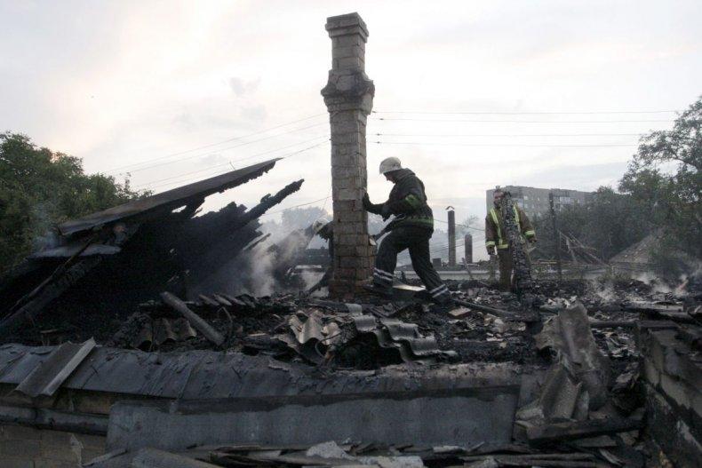Ukraine's Donestk