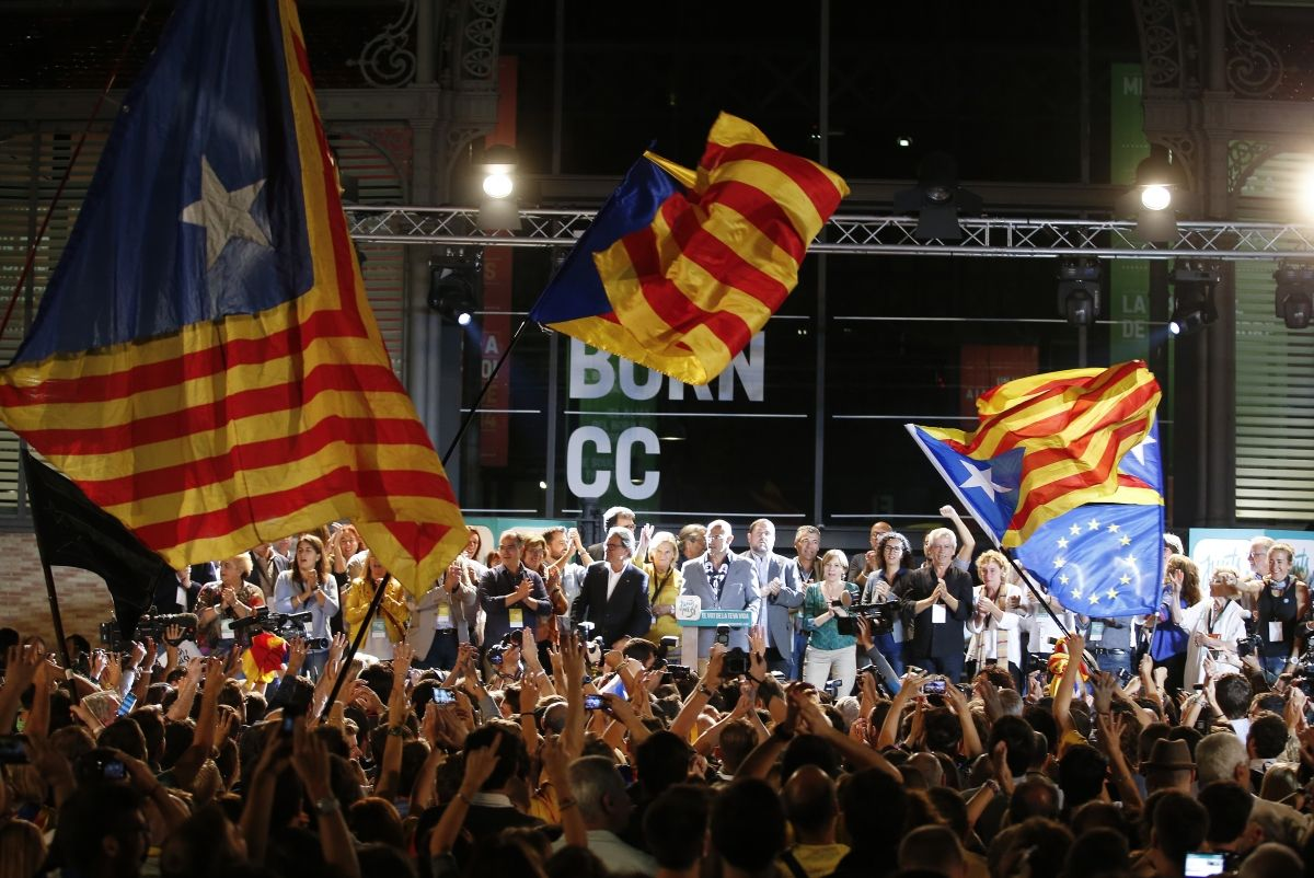 Catalonia separatists win election