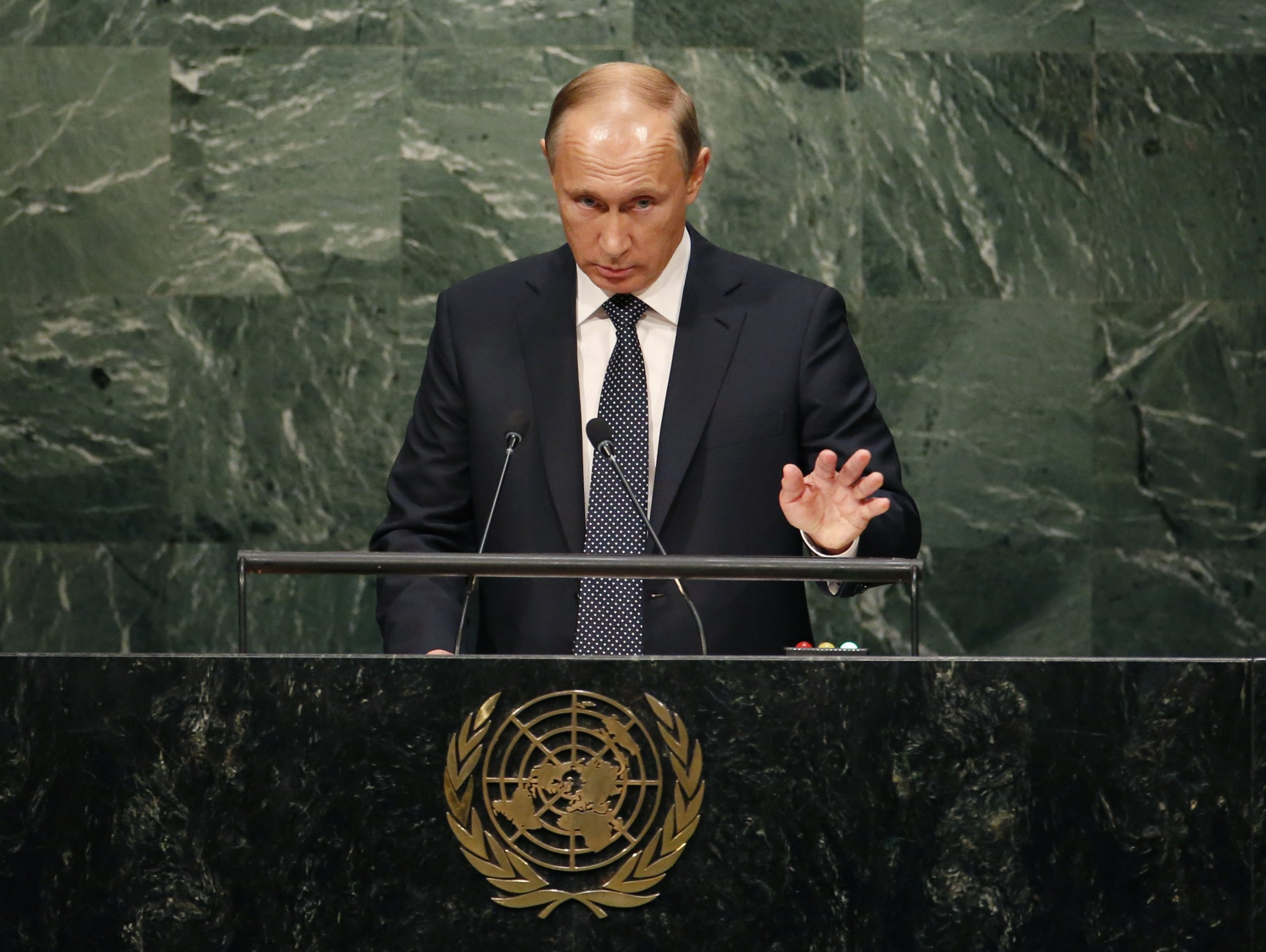 United Nations Russian Is 10