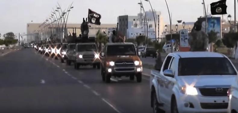 ISIS Islamic State Sirte