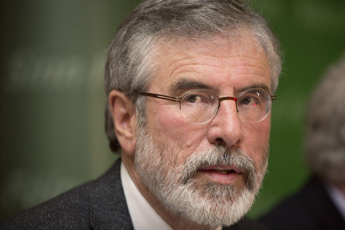 Gerry Adams Jean McConville Murder