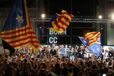 Scotland to share Indyref experience with Catalonia