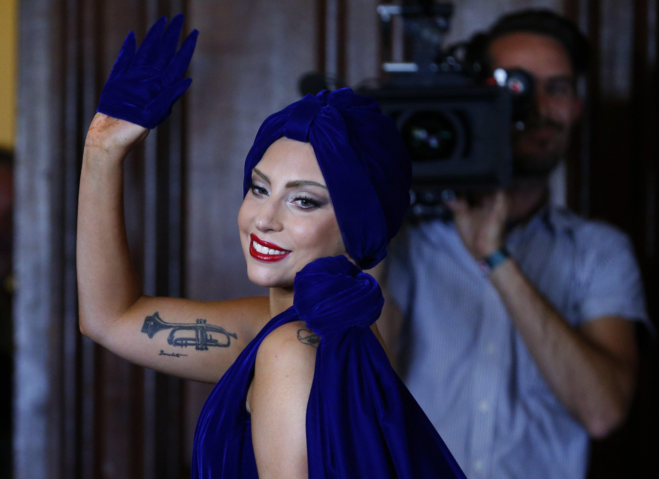 9-30-15 Lady Gaga