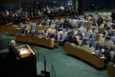 0930_Mahmoud Abbas Palestine UN General Assembly