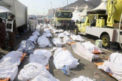 Iran Hajj deaths hit 464