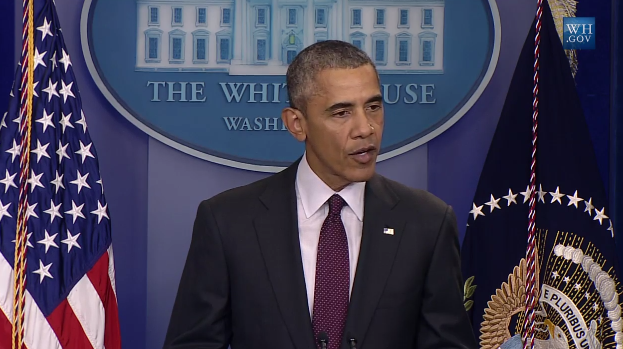 Obama speaks on the #UCCShooting