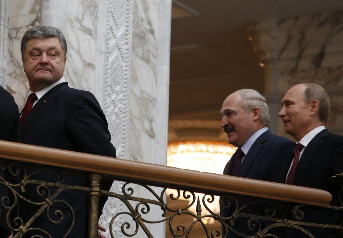 Putin and Poroshenko to meet