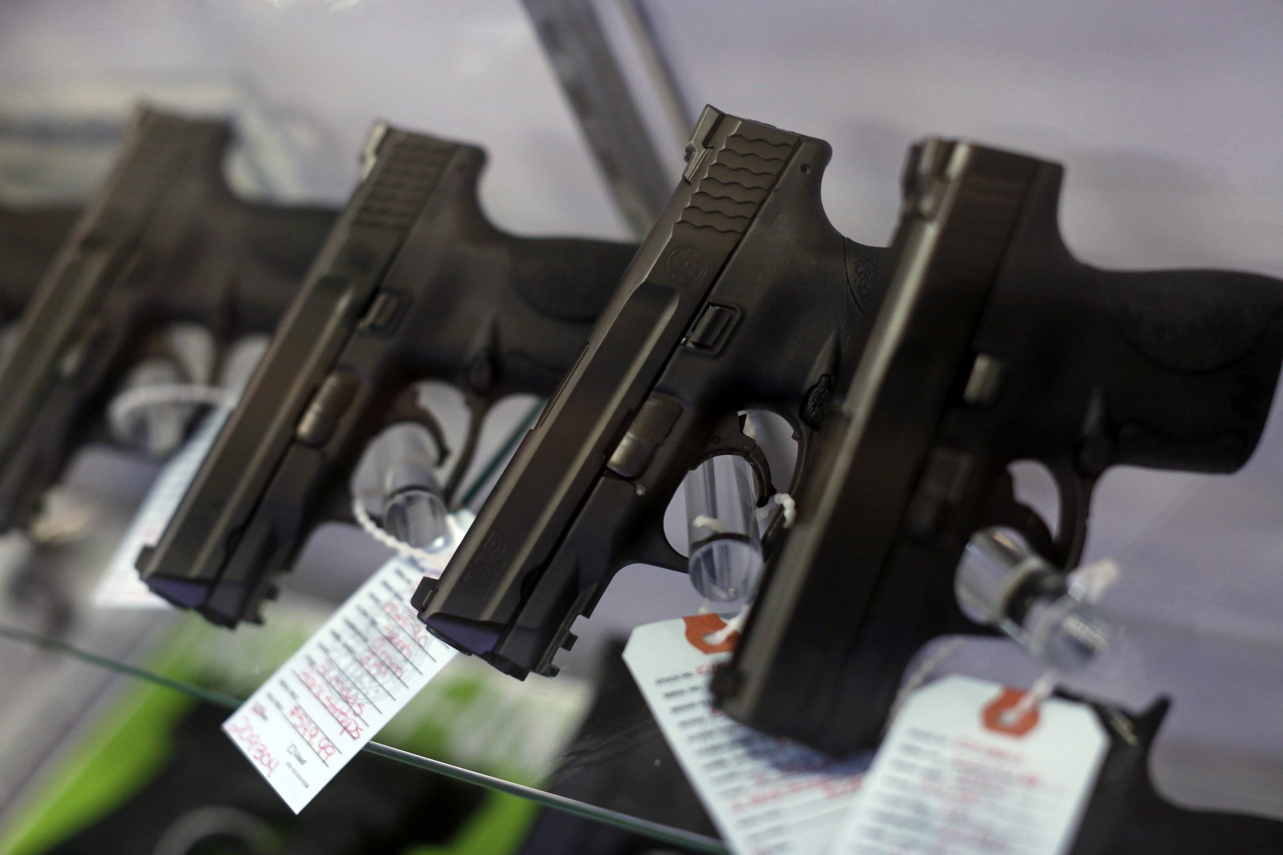 an argument against handgun bans in america Self defense argument at center  director of new yorkers against gun  the names and addresses of licensed handgun owners in westchester.