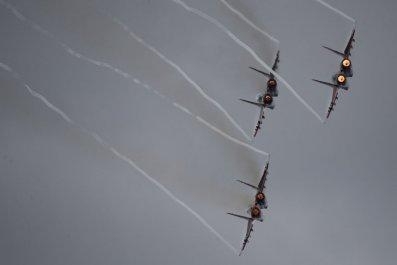 Russia opens door to bombing Iraq