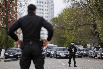 ISIS members detained in Chechnya