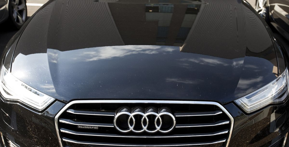 Watch Audi Unveils A Car That Runs On The Cloud