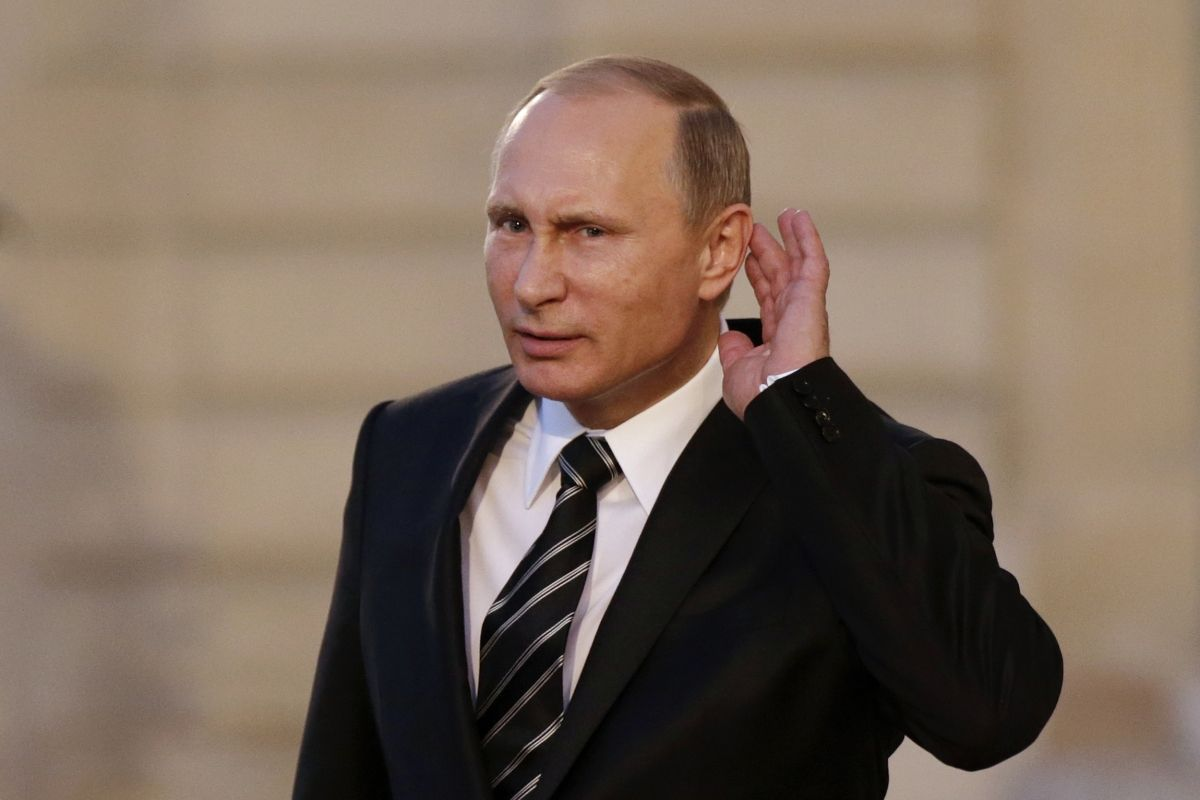 Putin Syria Rebels Middle East