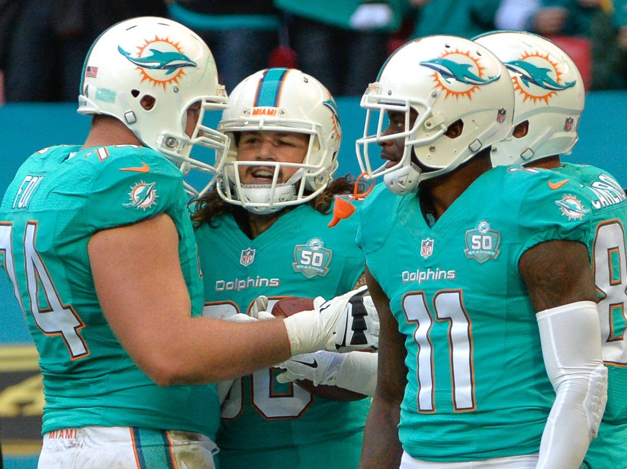 8135dd1f Miami Dolphins vs. New York Jets 2018 TV Channel, Live stream, Live ...