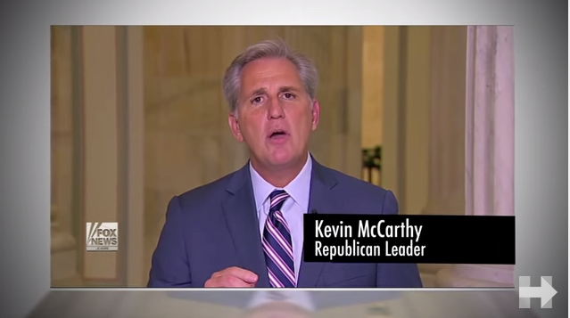 New Clinton Ad Hits Back on McCarthy's Benghazi Comments
