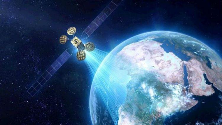 Facebook Satellite