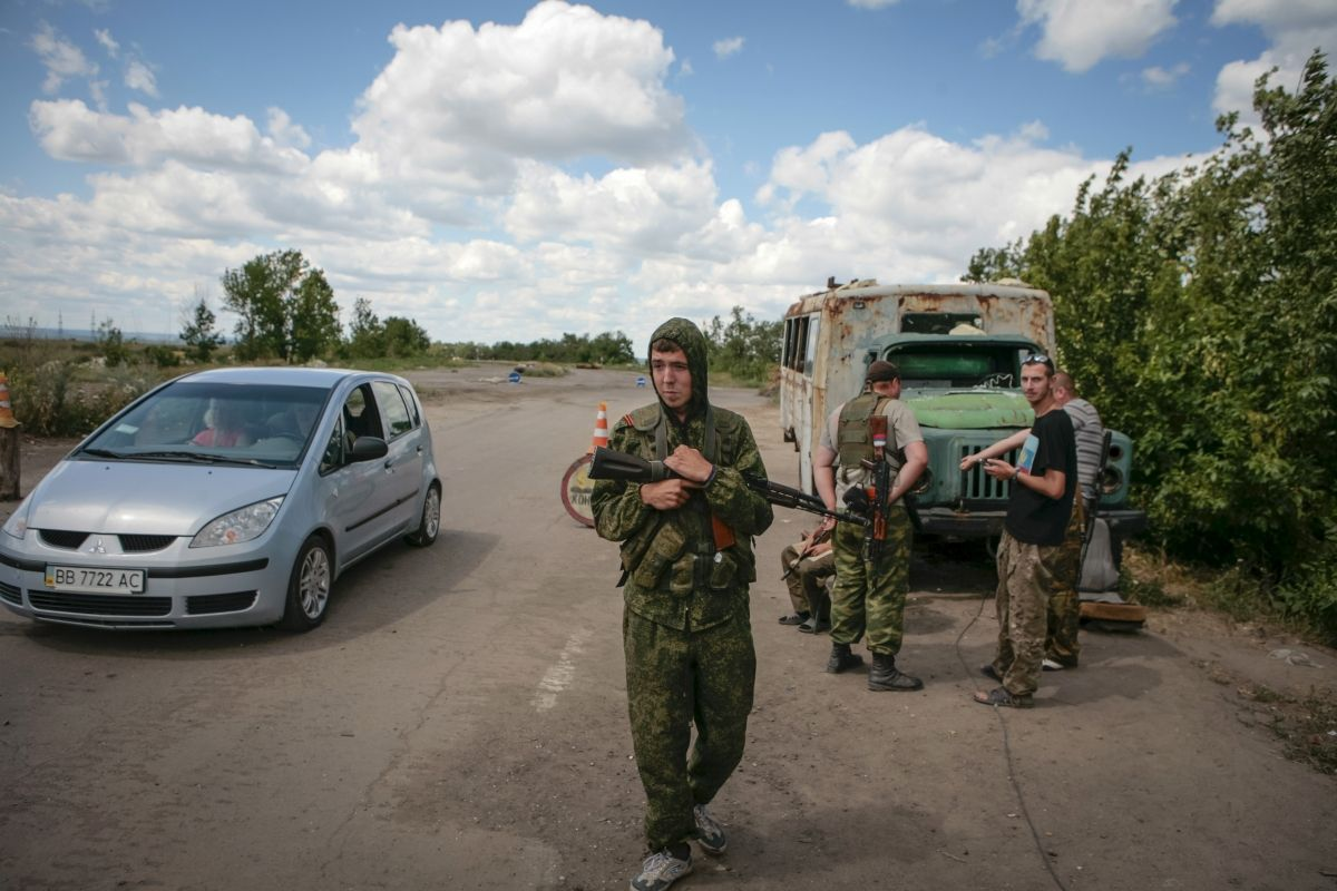 Russian 'volunteers' could head to Syria