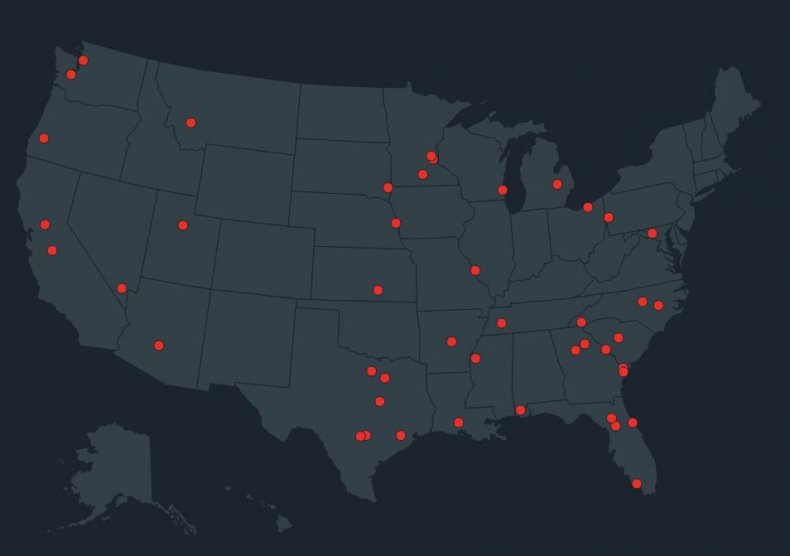45 shootings 2015