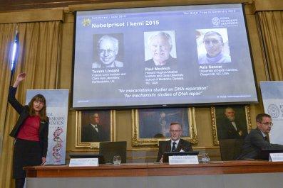 1007_DNA Nobel Prize