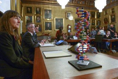 10-7-15 Nobel Prize Chemistry