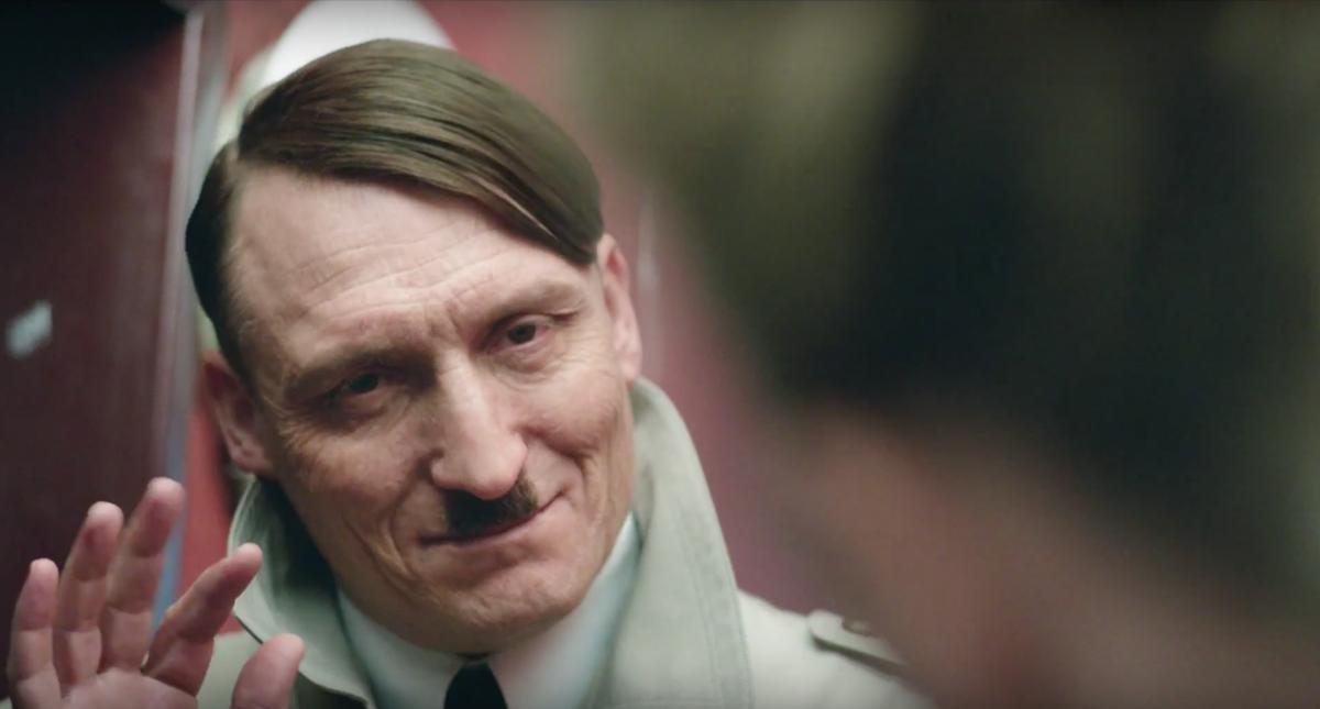 Adolf Hitler in New Film