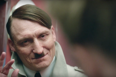 Adolf Hitler in New Film