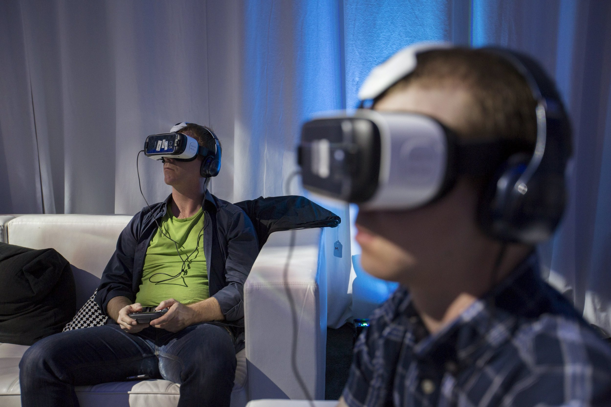 Oculus Rift: Expensive, Hyped and Totally the Future