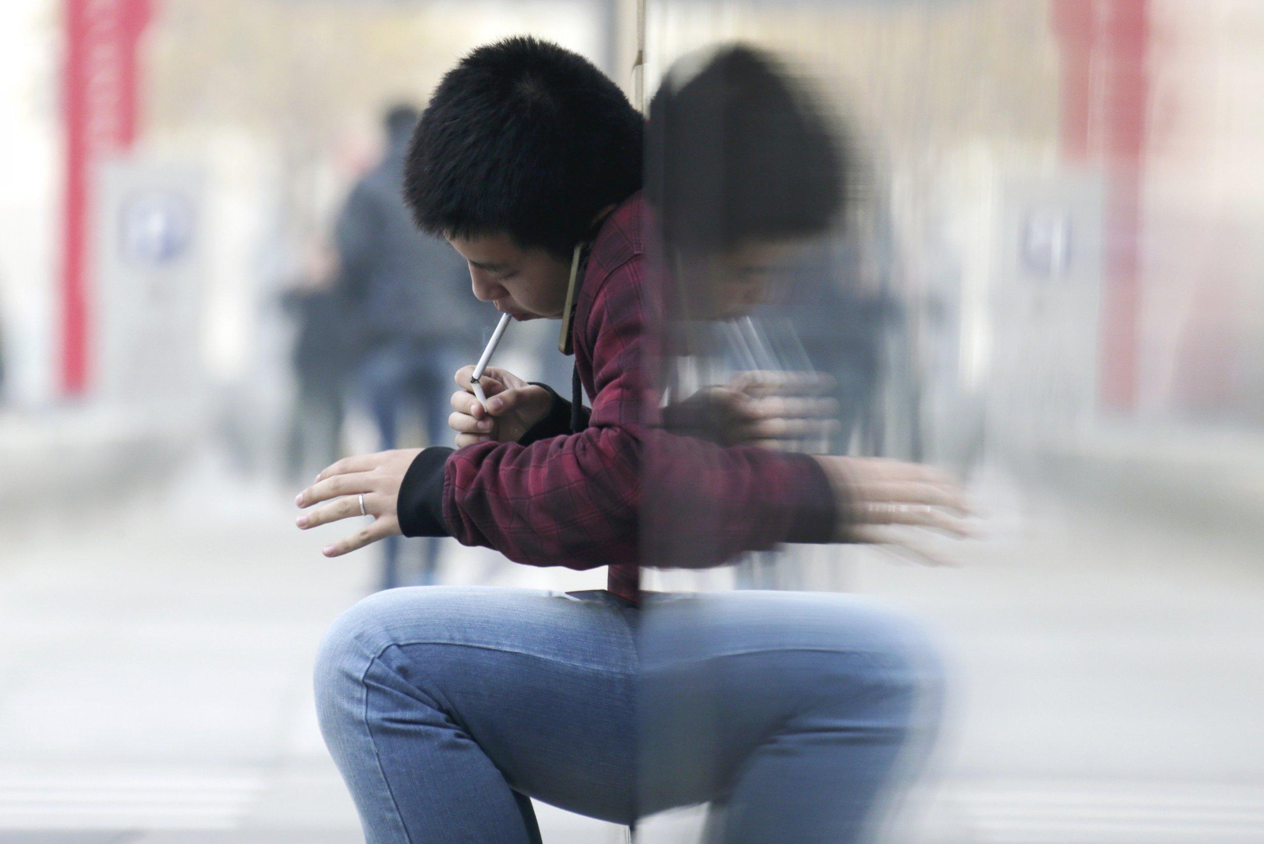 China's Smoking Problem: High Death Rates