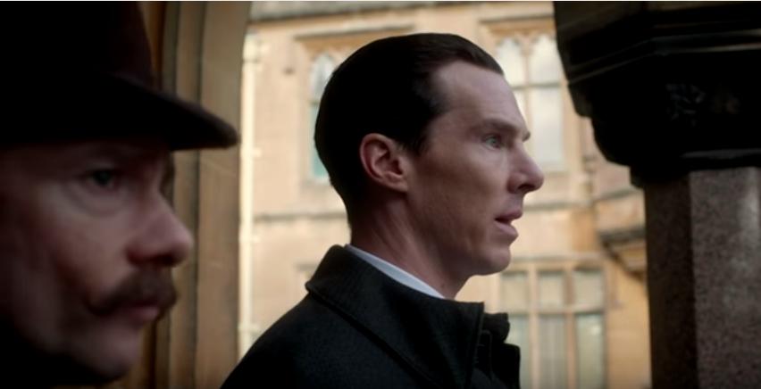 Video: Watch 19th-Century Benedict Cumberbatch in New 'Sherlock ...