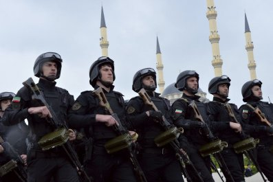 Alleged ISIS members killed in Russia