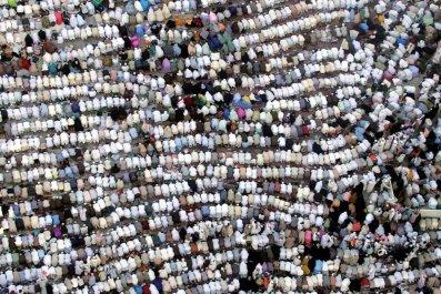 Hajj Rising Death Toll