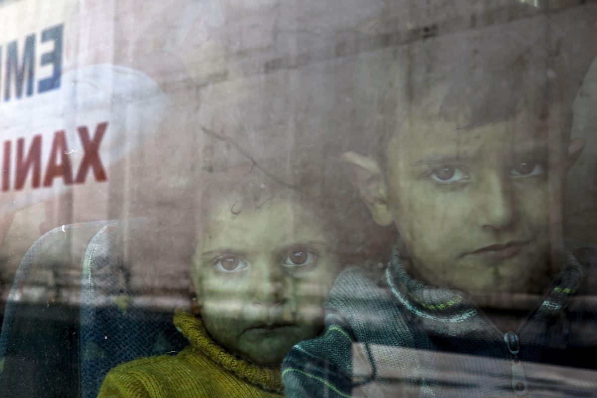 Unaccompanied Children In Europe