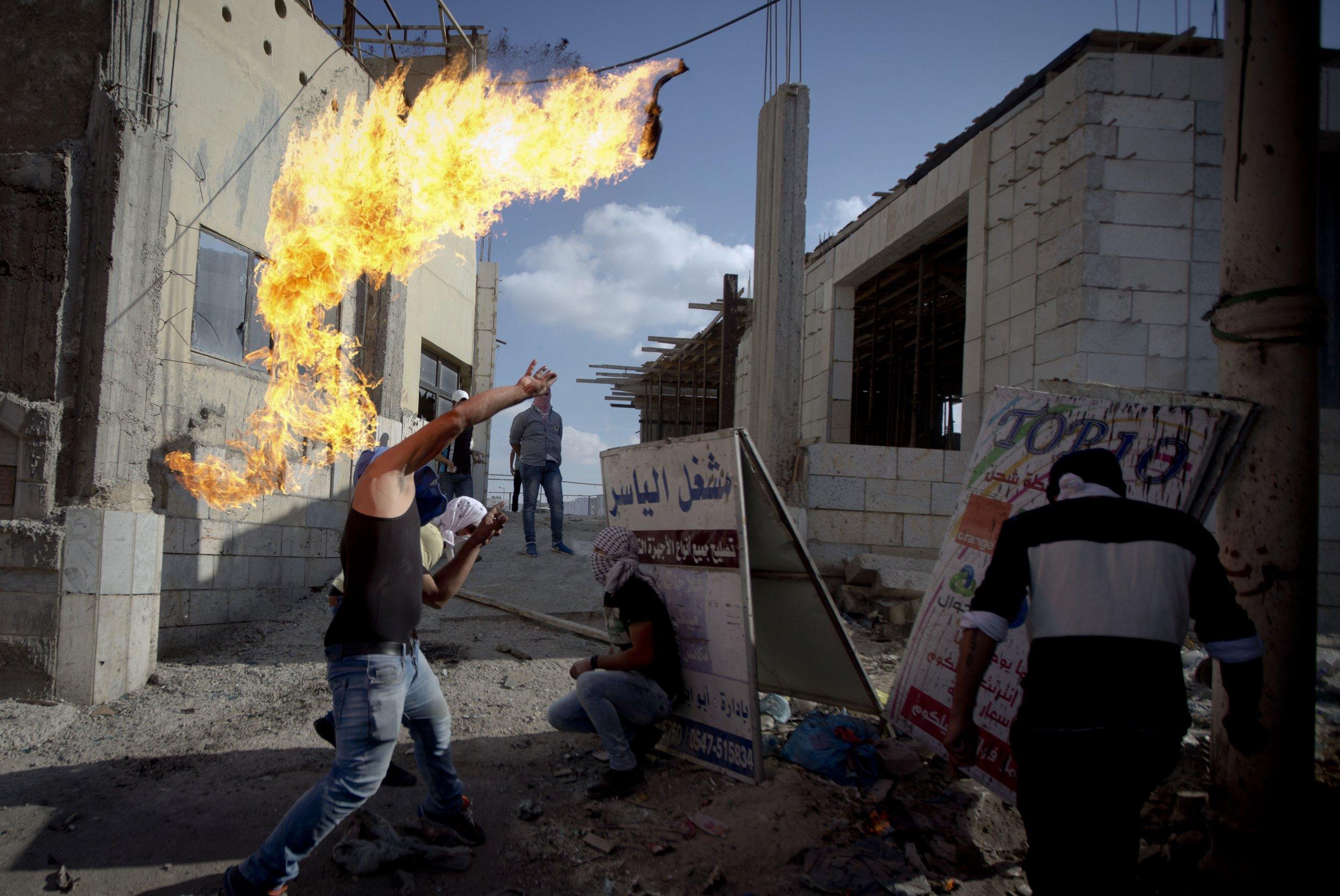 Intifada Again?