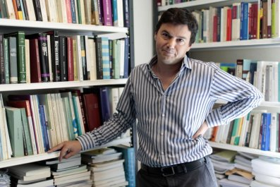 Thomas Piketty on South Africa