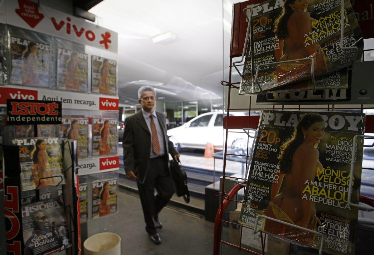 Playboy to Scrap Nudes