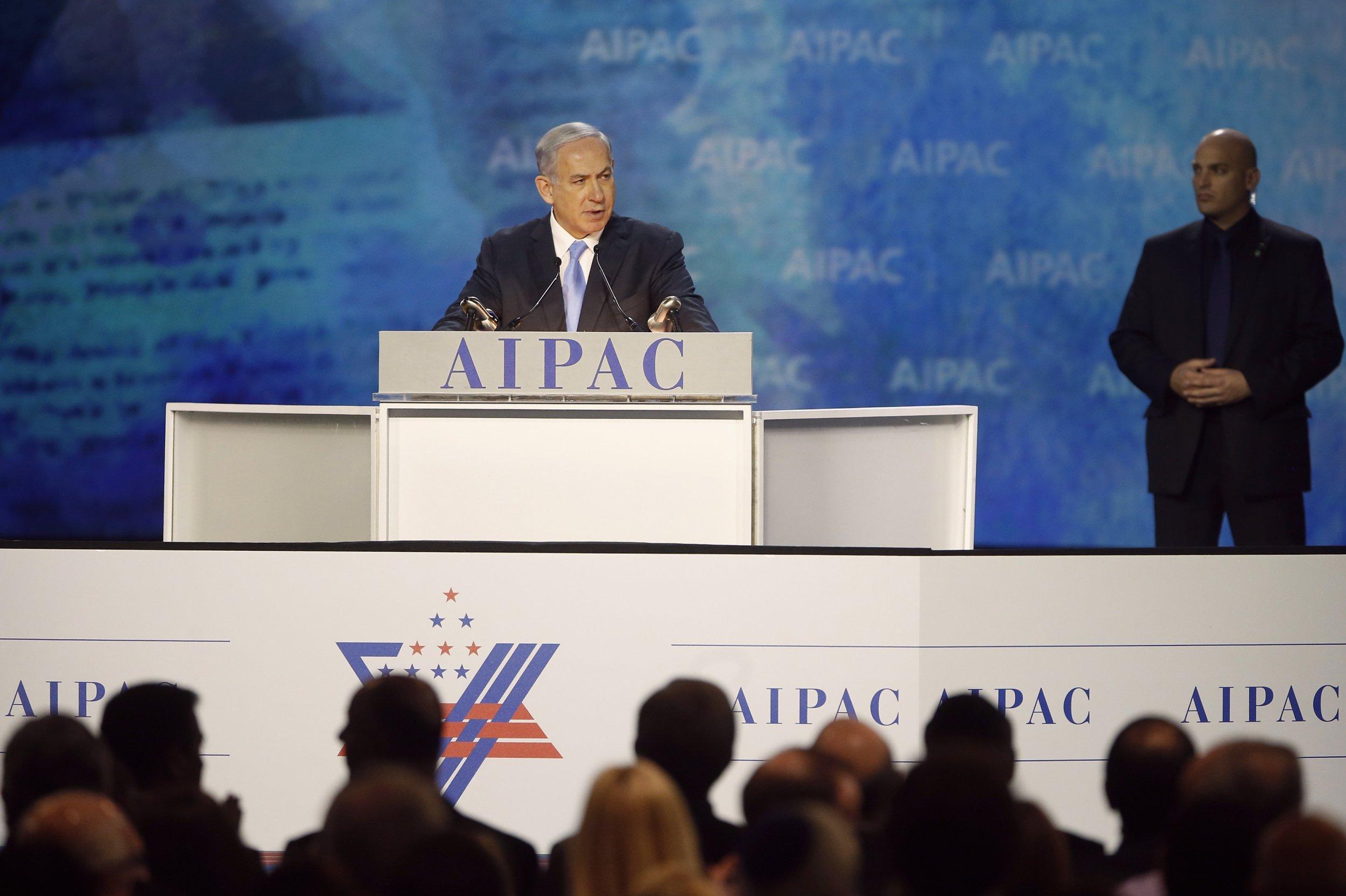 1013_AIPAC Israel Iran Nuclear Deal