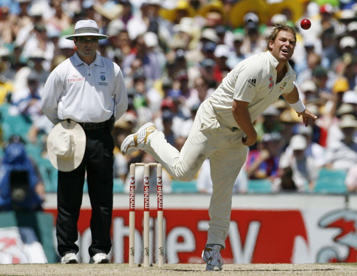 Australian cricket legend Shane Warne