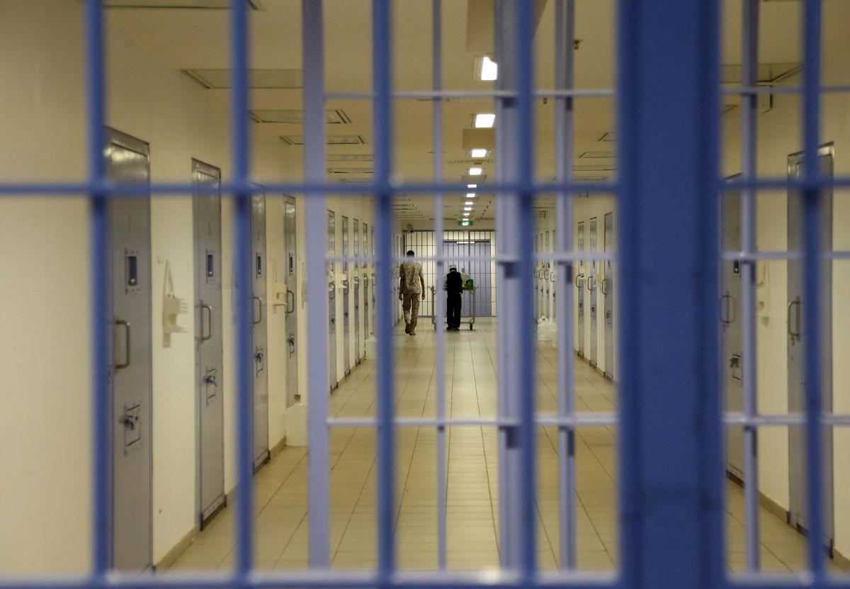 Saudi Arabia Middle East Prison