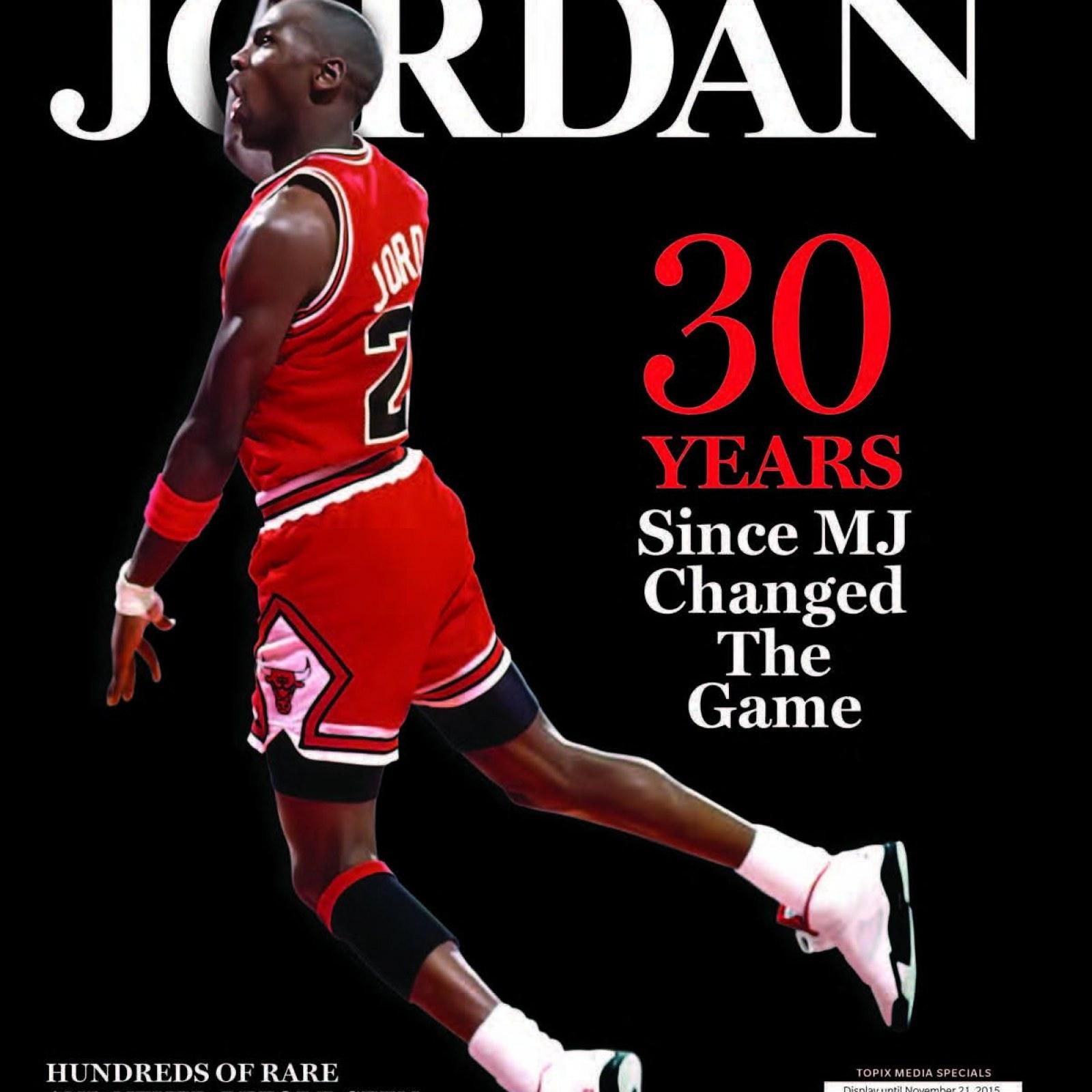 Michael Jordan Didn't Make Varsity—At First