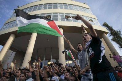 Israel authorises sealing off East Jerusalem
