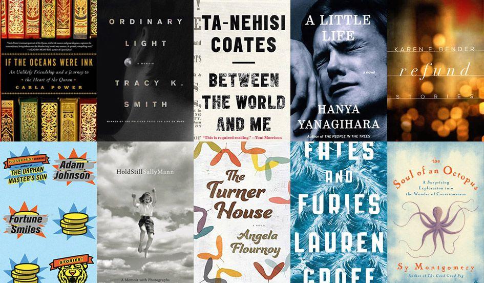 Adam Johnson Wins National Book Award Fiction Ta Nehisi Coates Nonfict...