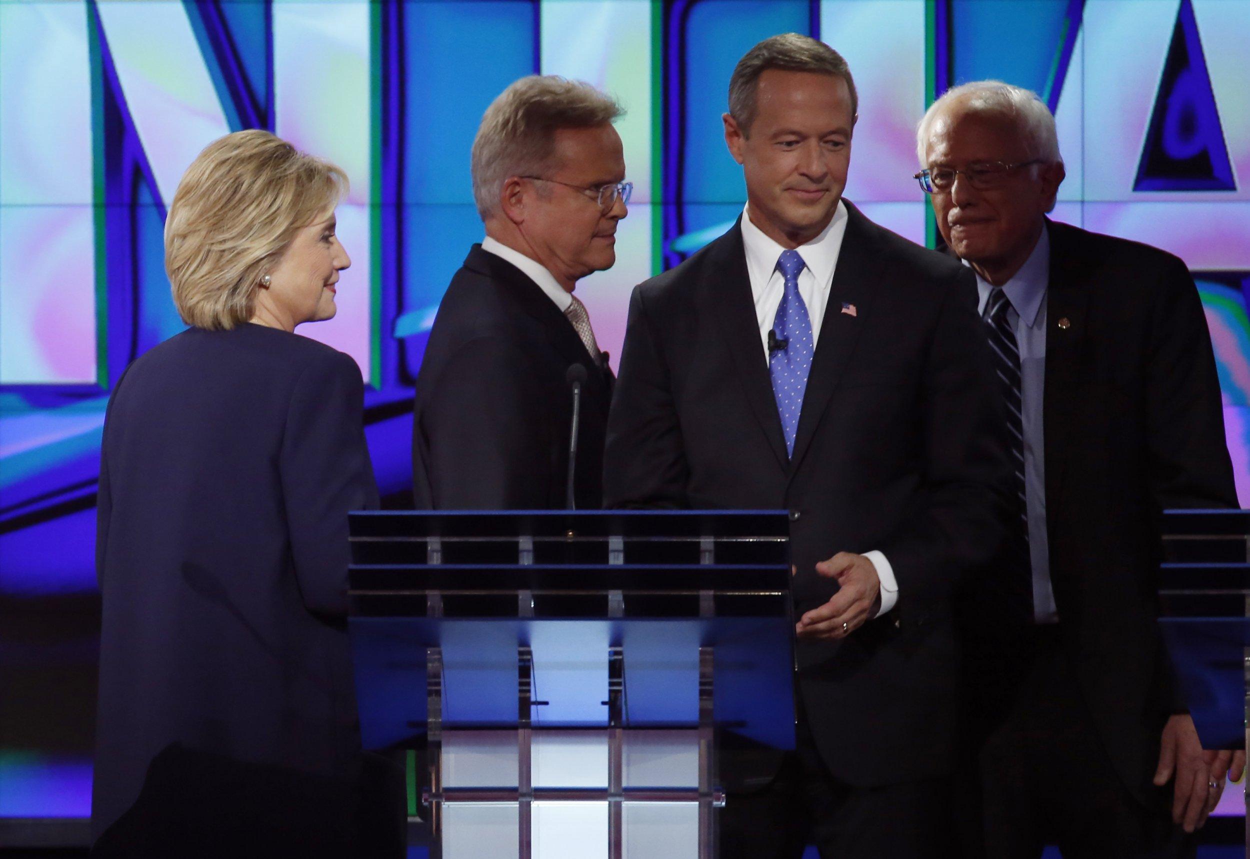 10/14_Democratic Debate