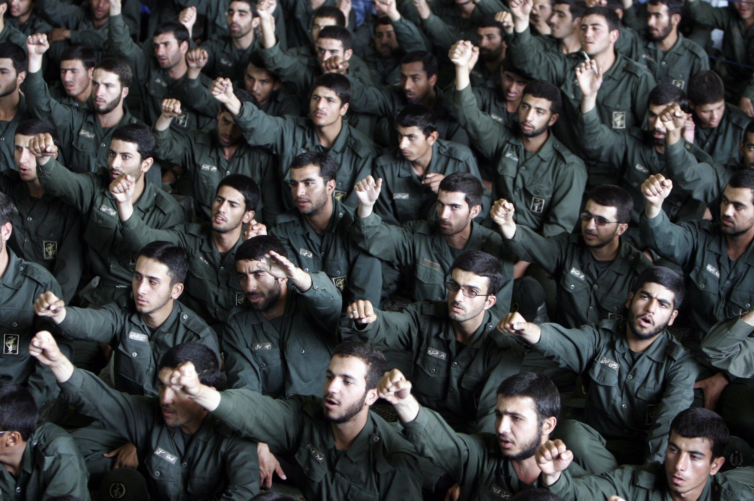 1014_Iran Revolutionary Guard